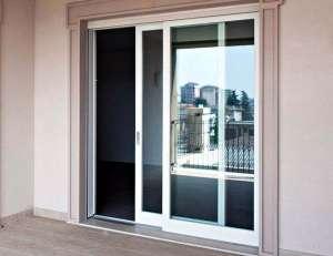 алюминиевые раздвижные двери в Севастополе