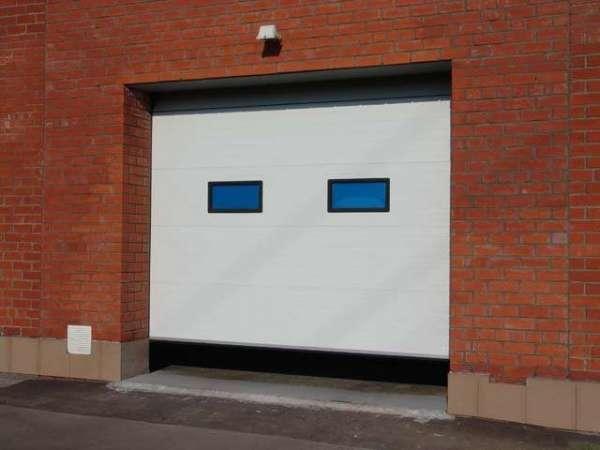 автоматические гаражные ворота цена Севастополь