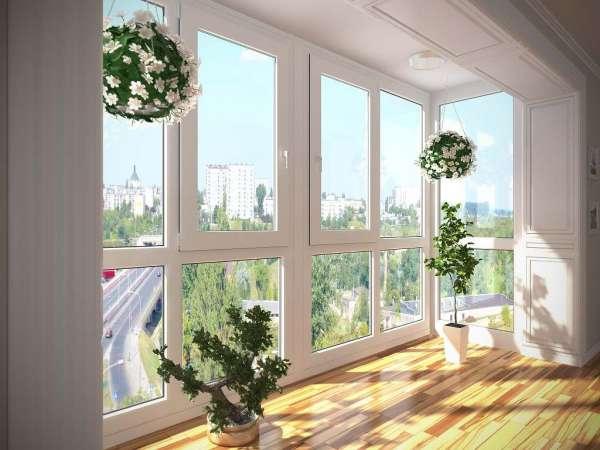 Купить (заказать) металлопластиковые окна в Севастополе