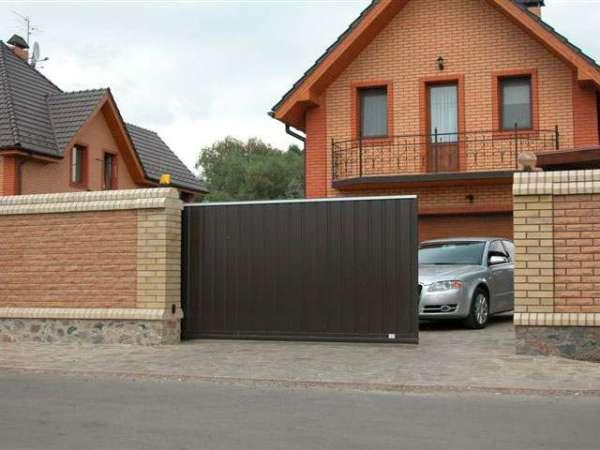 откатные ворота в Севастополе цены