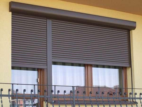 Купить ролеты защитные на окна Севастополь