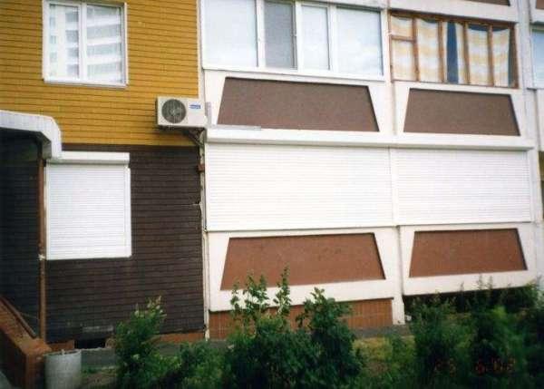 гаражные ролеты Севастополь