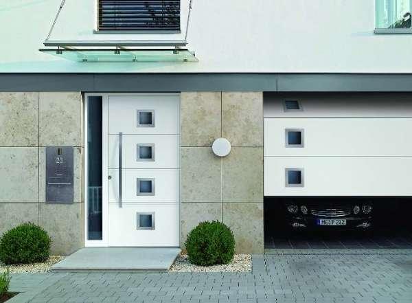 автоматические гаражные ворота Херман в Севастополе