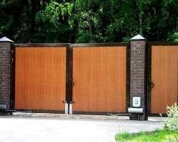 Ворота Севастополь. Купить ворота в Севастополе